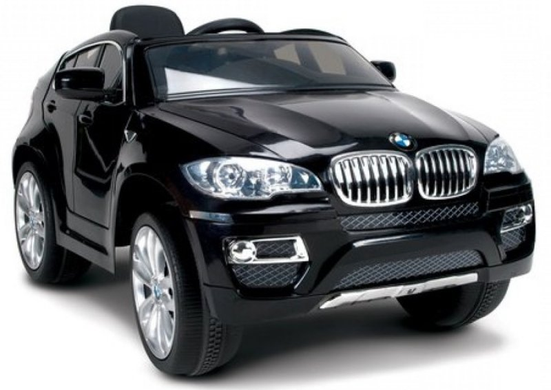 kinder bmw x6 schwarz. Black Bedroom Furniture Sets. Home Design Ideas